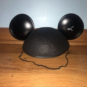 Disney Accessories - AUTHENTIC❗️Disney World Hat with Ears (Adult size)